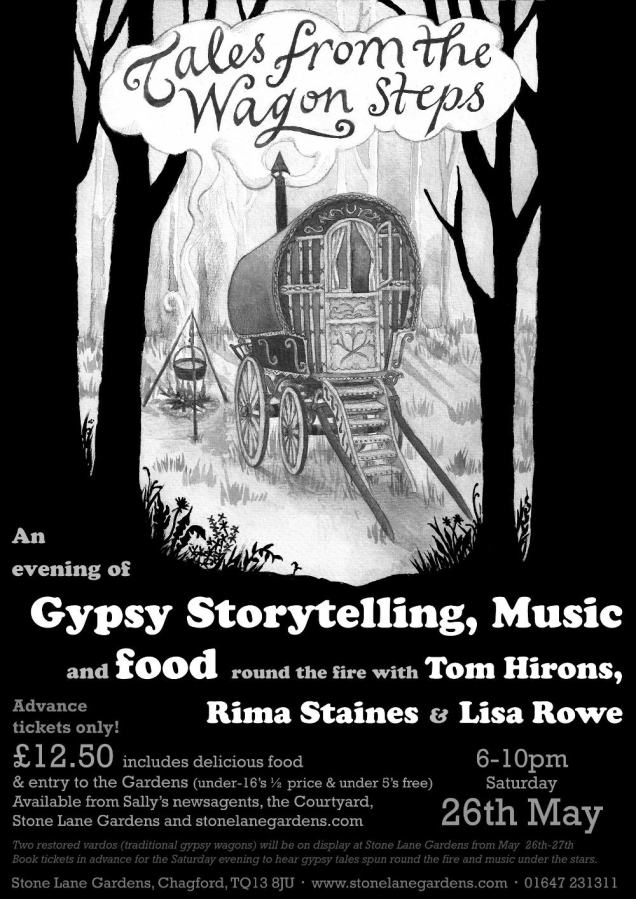 Tales From The Wagon Steps – 26thMay