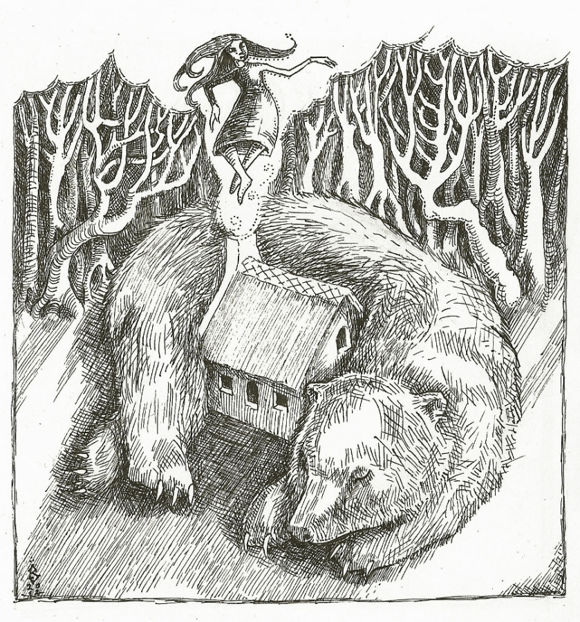 The Bear Outside