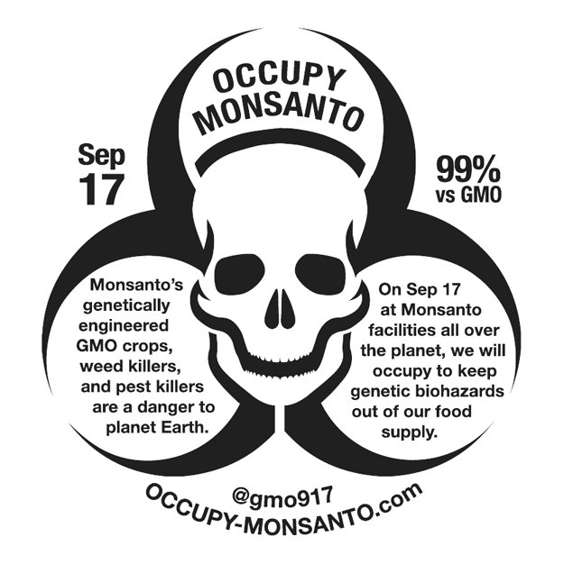 Occupy Monsanto action