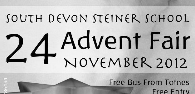 South Devon Steiner School Advent Fair
