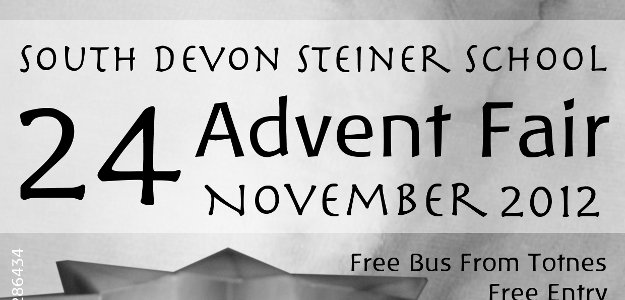 South Devon Steiner School Advent Fair