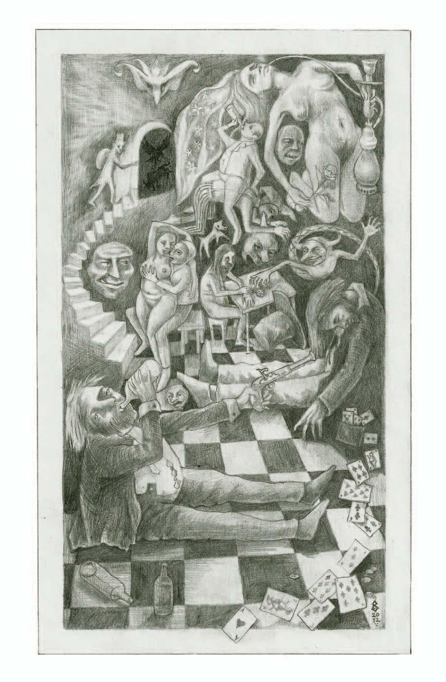 The Scrimstone Circus Gospel (1) - (c) Rima Staines