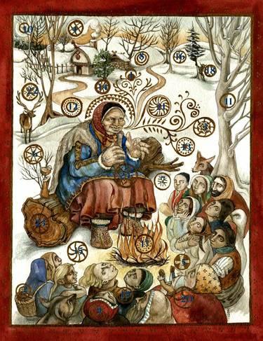 Advent Calendar 350